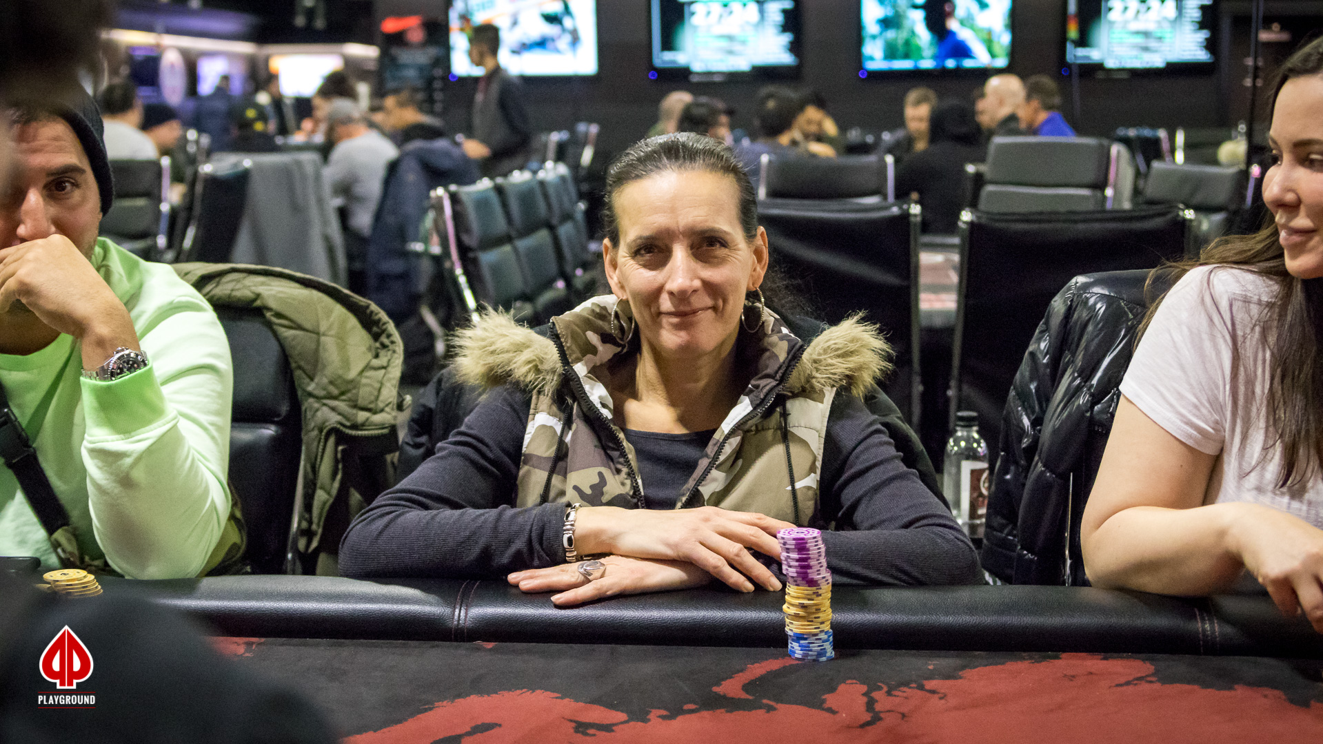 Rhainds exits in 9th ($120), Lemesle in 8th ($195)