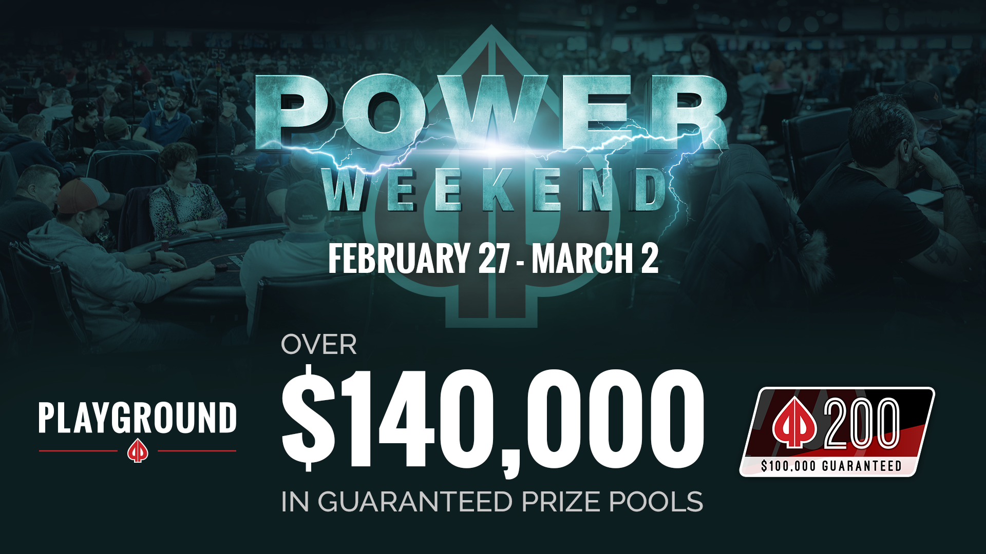 A Power Weekend In February