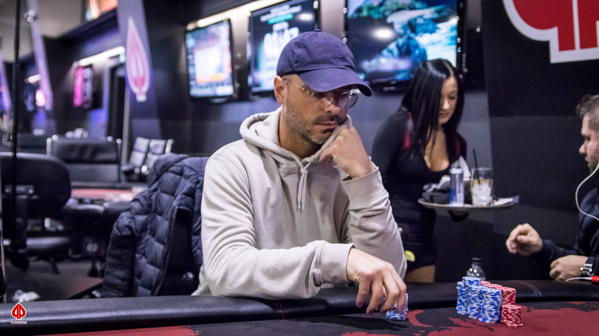 Gauthier leaves in fifth place ($3,370)