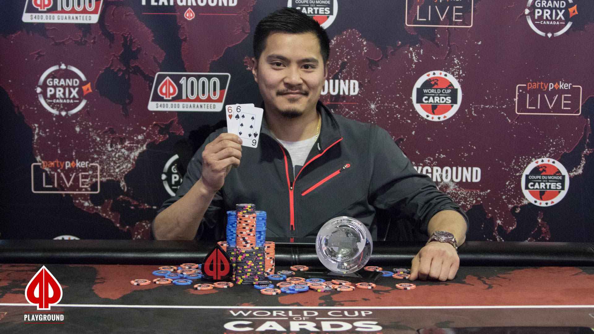 Le Champion du Playground 1000: Noeung Troeung