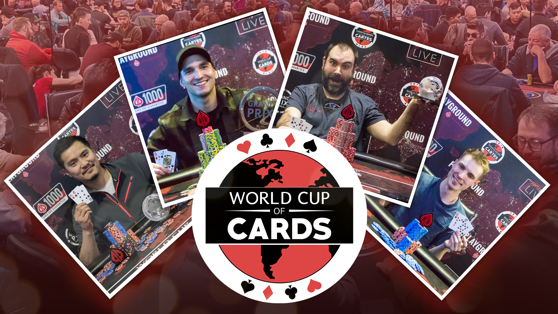 The World Cup Of Cards 2020, A Huge Hit!