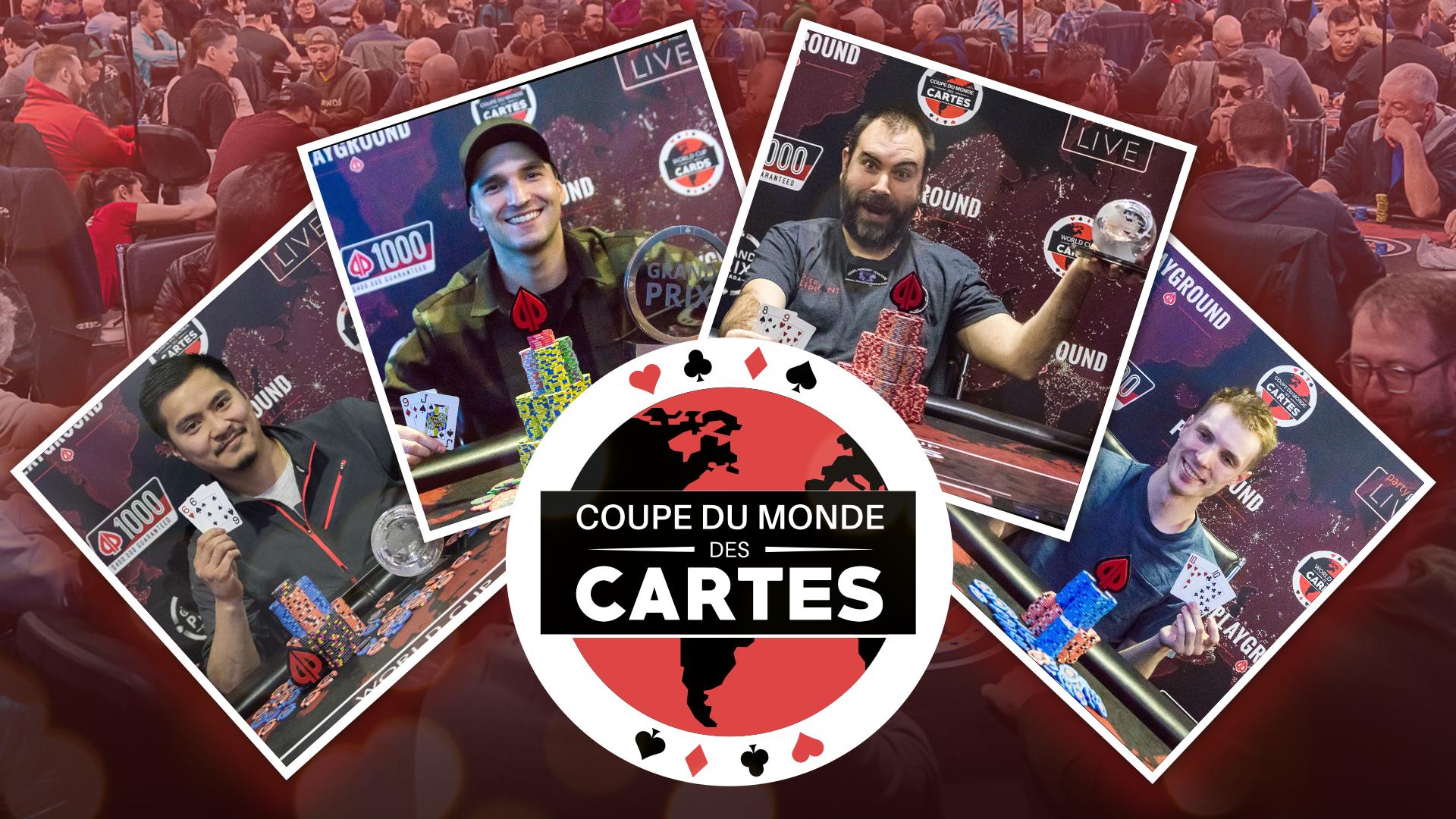La Coupe Du Monde Des Cartes 2020, Un Franc Succès!