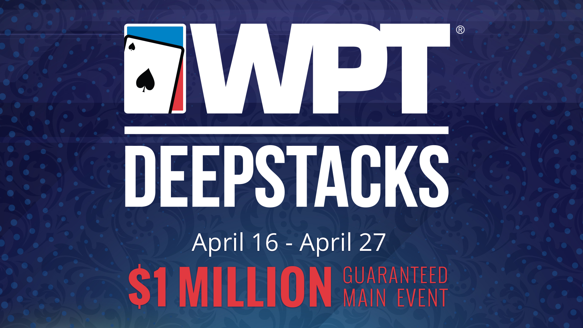 Next Up: WPTDeepStacks Montreal