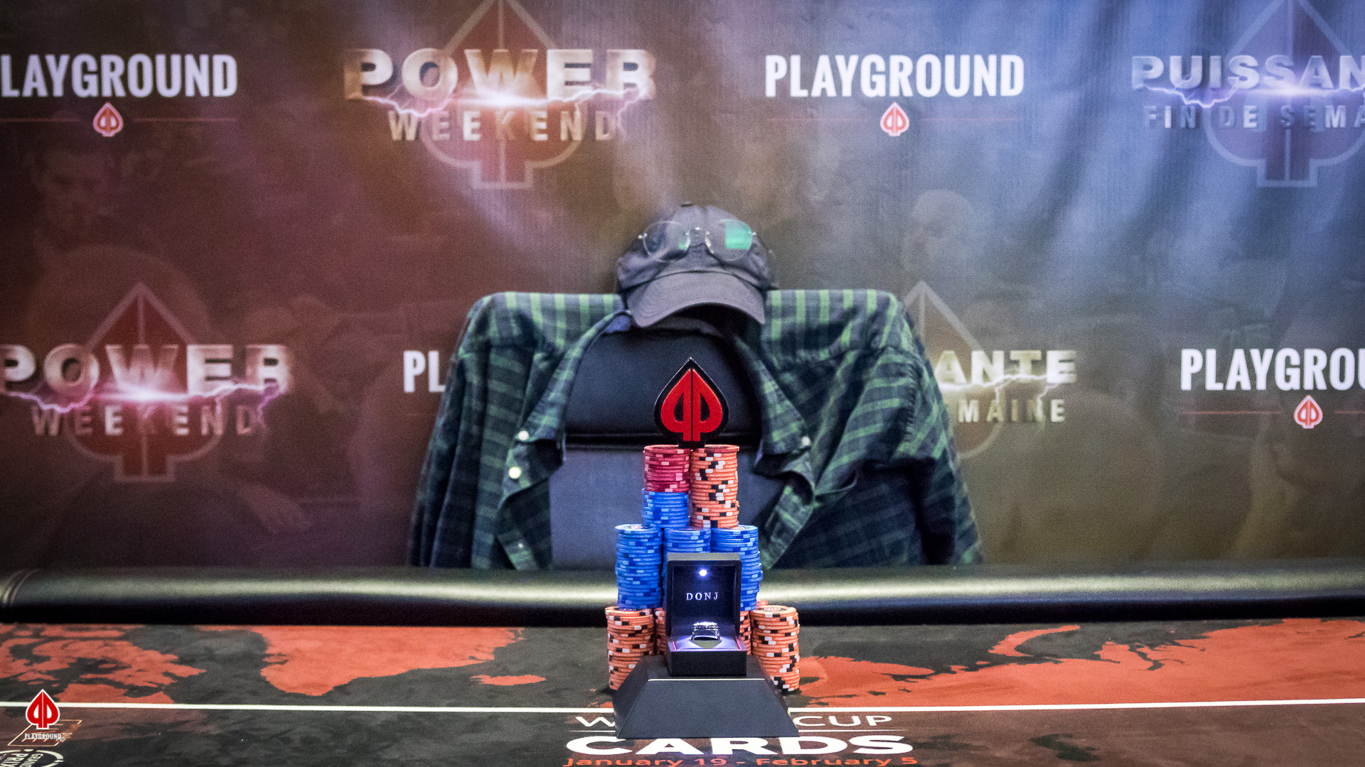 Playground 200 Champion: Jean-Pascal Gauthier