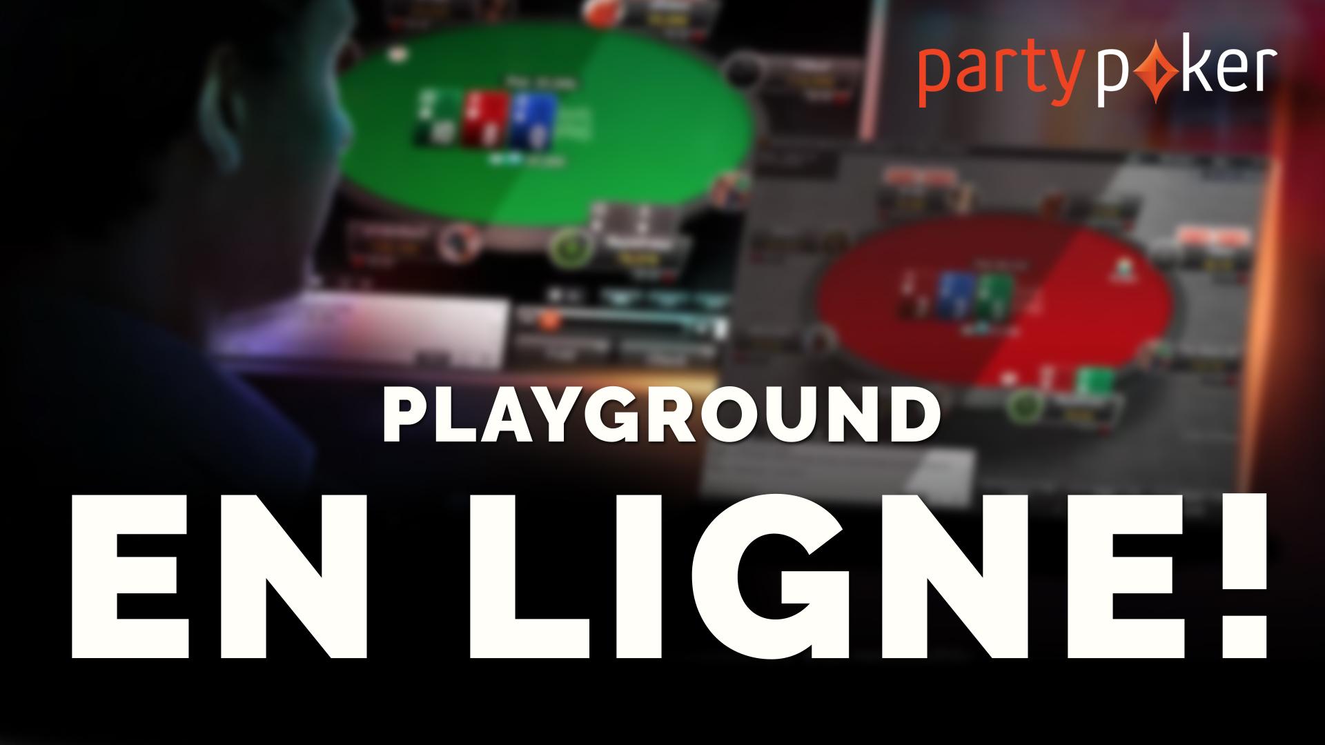 Playground en ligne!