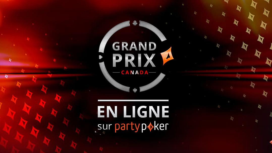 Préparez-vous pour la série Grand Prix En ligne!