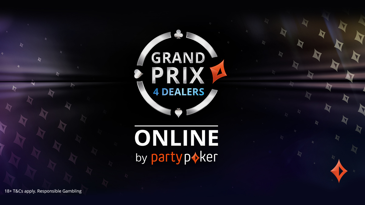 Introducing a Grand Prix…4 Dealers!