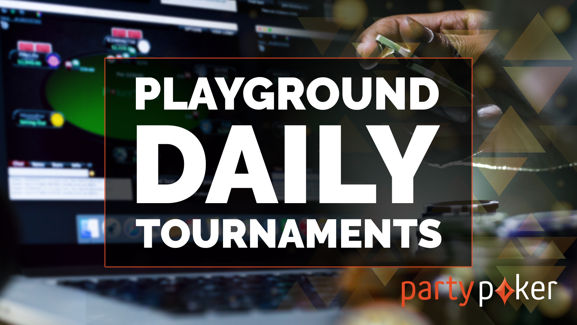 Tournaments on partypoker