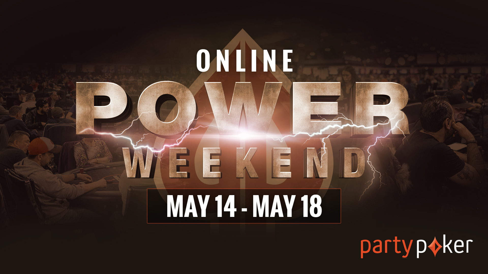A Playground Online Power Weekend