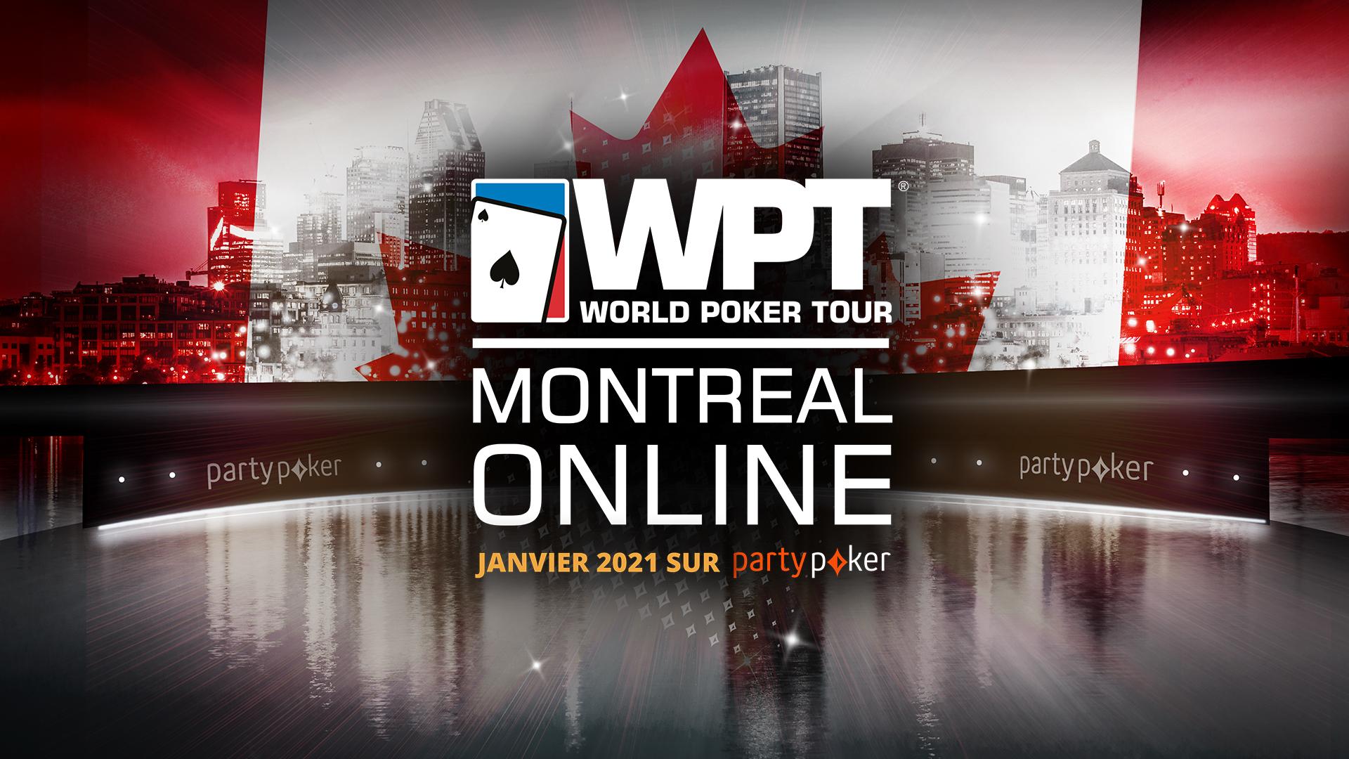 100 sièges garantis pour l'événement principal du WPT Montréal!