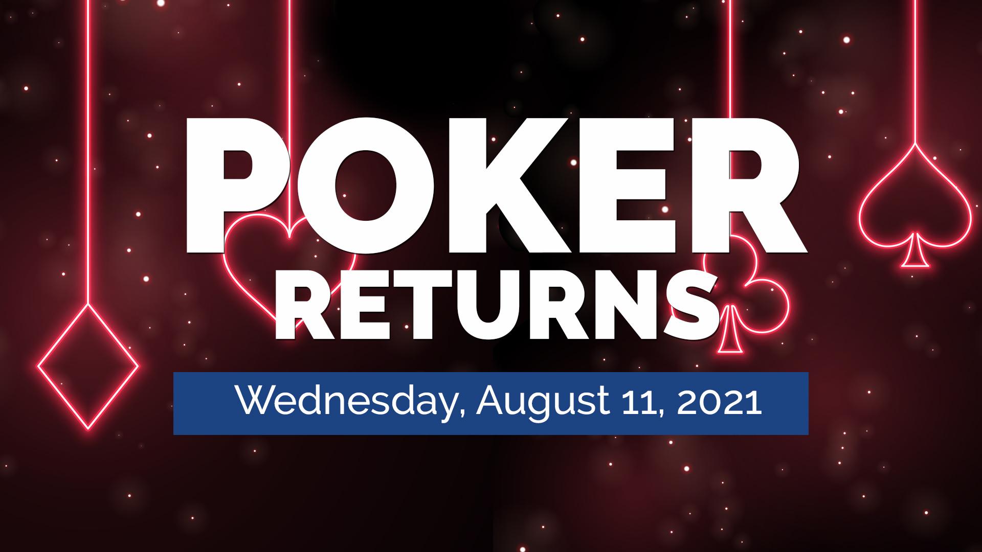 Poker Returns to Playground
